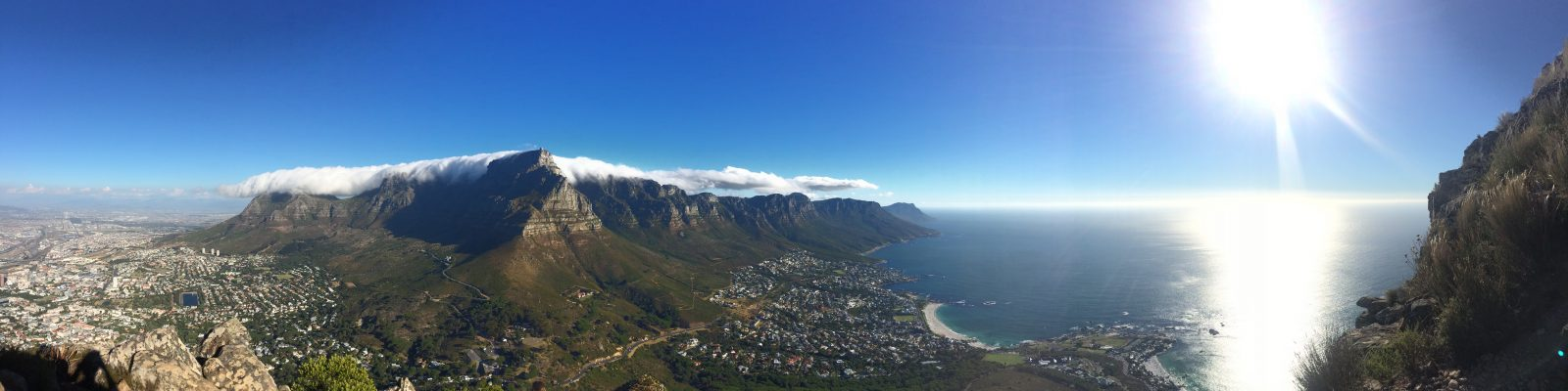 Table Mountain, Cape Town, Landscape, Julia Maurer